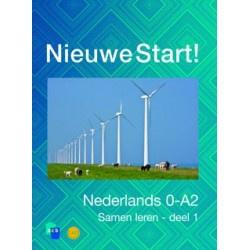 Nieuwe Start Nederlands 0-A2 deel 1