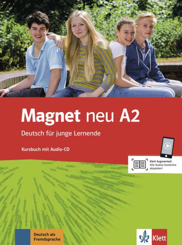 Magnet neu A2 Studentenboek met Audio-CD