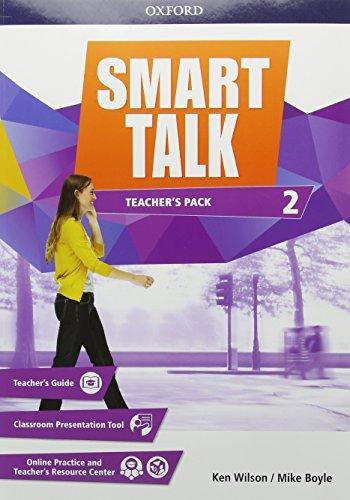 Smart Talk Level 2 Teacher's Pack