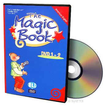 The Magic Book 1-2 Dvd