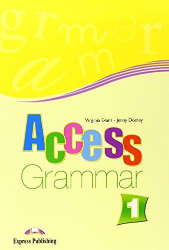 Access 1 Grammar Book (international)