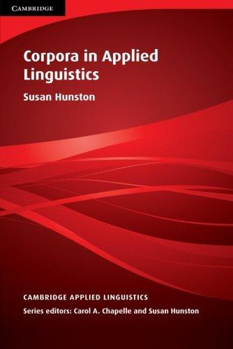 Corpora in Applied Linguistics Paperback