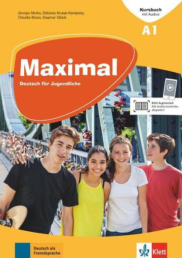 Maximal A1 Studentenboek met Audios