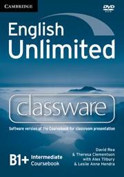 English Unlimited Intermediate Presentation Plus DVD-ROM