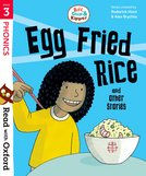 Biff, Chip and Kipper: Egg Fried Rice and Other Stories (Stage 3)