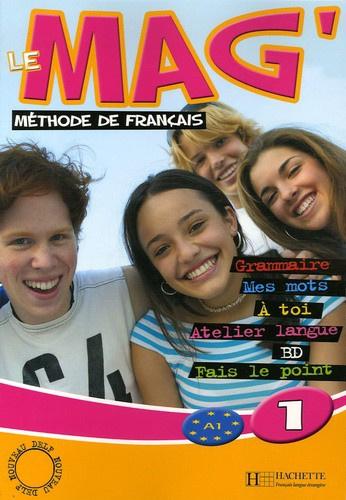 Le mag' 1 - Méthode de français