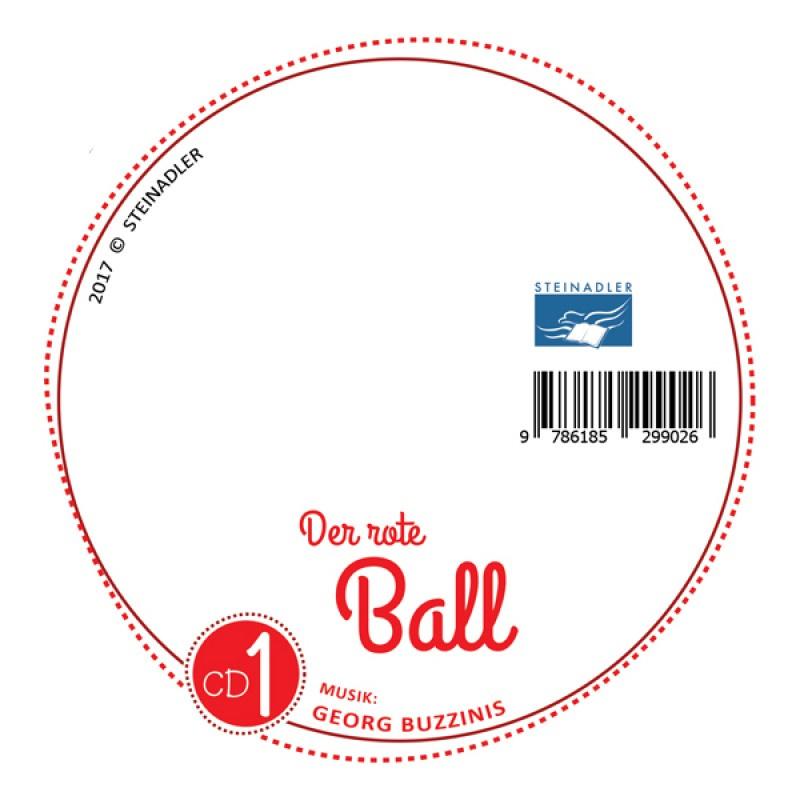 Der rote Ball CD