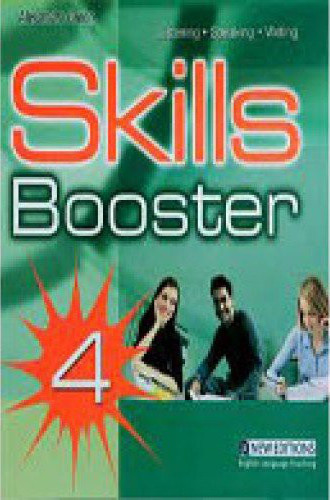 Skills Booster 4 Intermediate Audio Cd (1x) teen