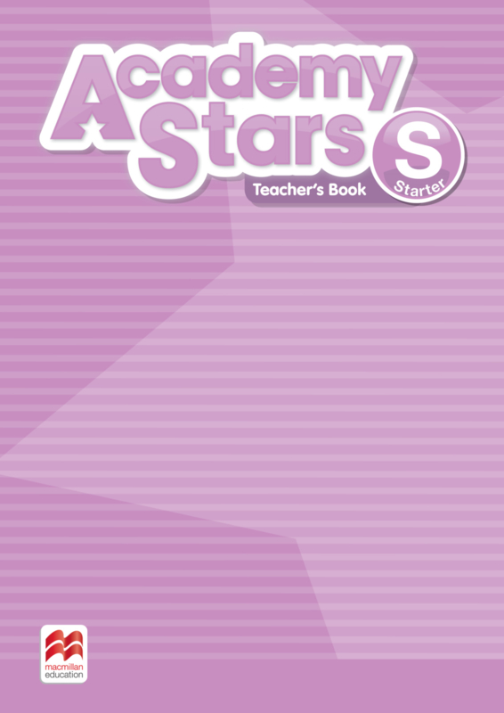 Academy Stars Starter Level Teacher's Book Pack