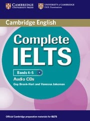Complete IELTS Bands4-5B1 Class Audio CDs (2)