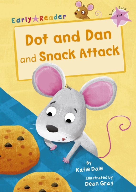 Dot and Dan and Snack Attack!