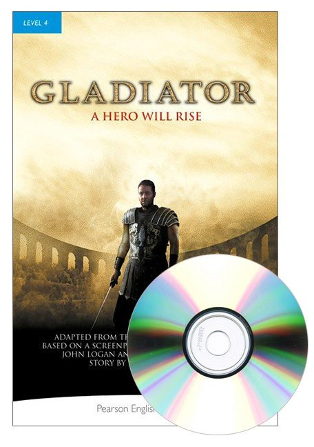 Gladiator Book & CD Pack