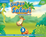 Super Safari British English Level3 Activity Book