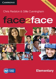face2face Second edition Elementary Class Audio CDs (3)