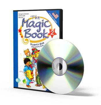 The Magic Book 2 Class Digital Book - Dvd