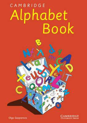 Cambridge Alphabet Book Paperback