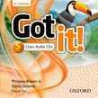 Got It! Starter Class Audio Cd (2 Discs)