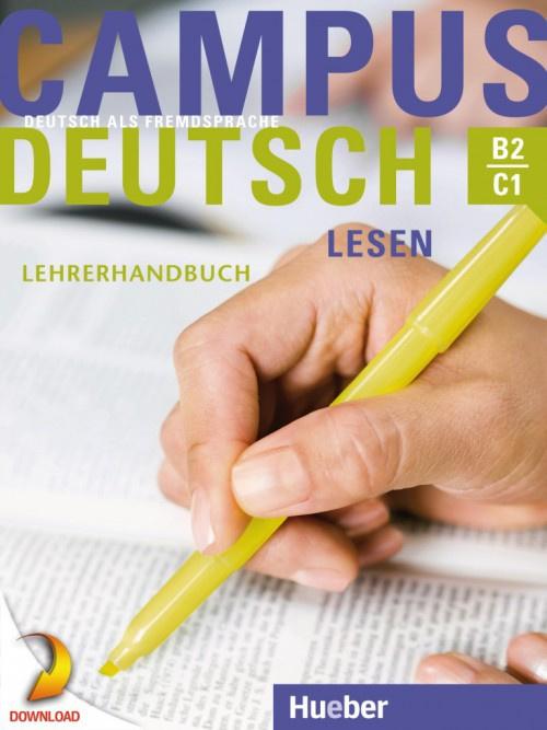 Campus Deutsch - Lezen Lerarenboek als PDF-Download