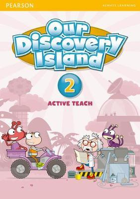 Our Discovery Island Level 2 Digiboardsoftware (Active Teach)