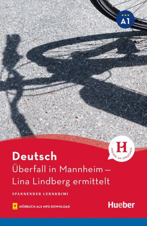 Überfall in Mannheim  Lektüre met Audios online
