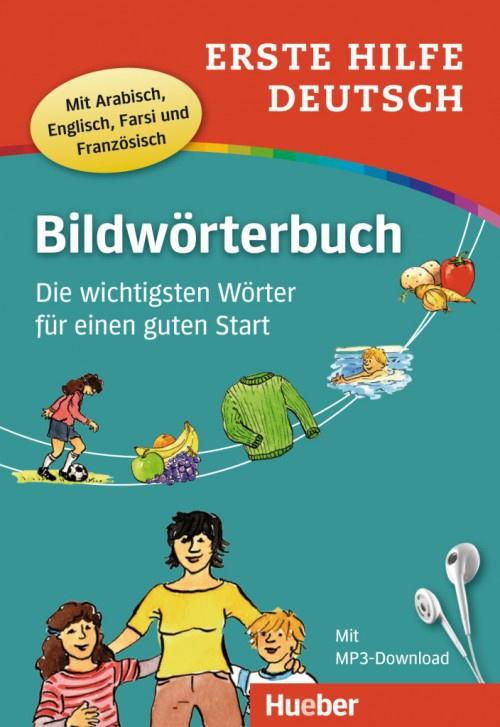 Erste Hilfe Deutsch – Bildwörterbuch Buch met MP3-Download