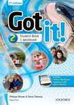 Got It! Level 2 Student's Pack With Digital Workbook