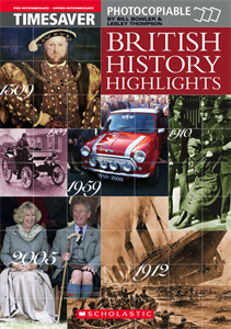 British History Highlights (with poster)