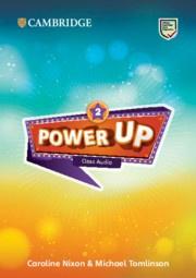 Power Up Level2 Class Audio CDs