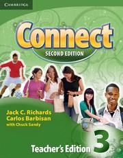 Connect Second edition Level3 Teacher's Edition