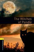 Oxford Bookworms Library Level 1: The Witches Of Pendle Audio Pack