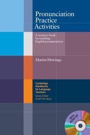 Pronunciation Practice Activities Paperback with Audio CD