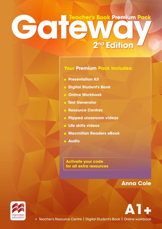 Gateway 2nd edition A1+ Teacher's Book Pack