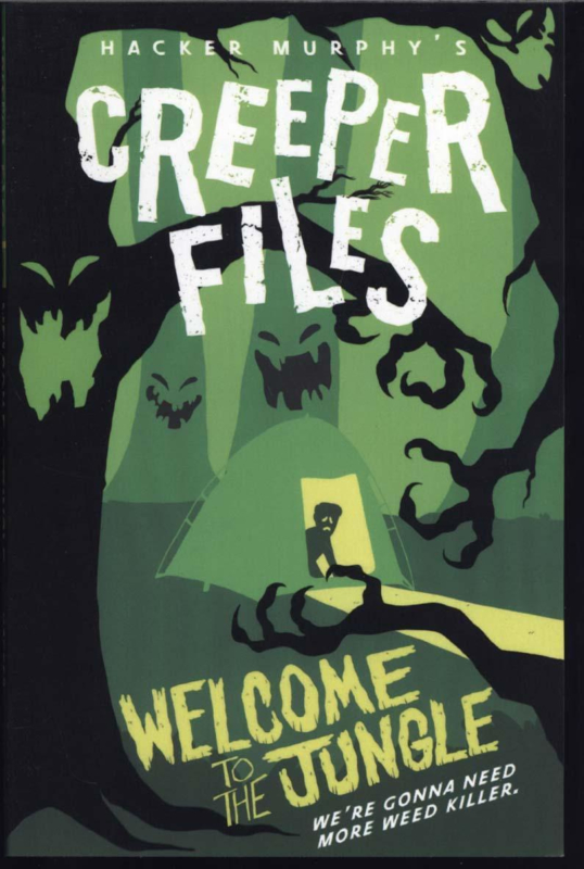 Creeper Files Welcome to the Jungle