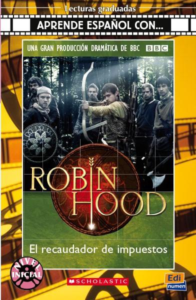 Robin Hood. El recaudador de impuestos + CD