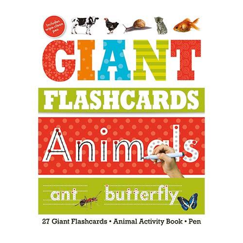 Giant Flashcards – Animals