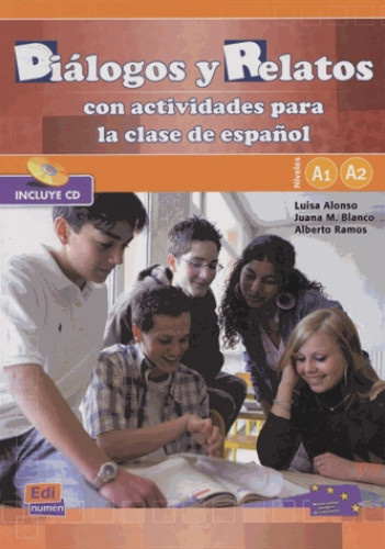 Diálogos y relatos - Libro + CD