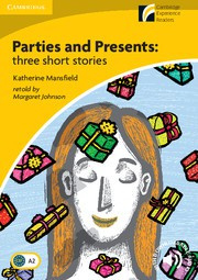Parties and Presents: three short stories: Paperback