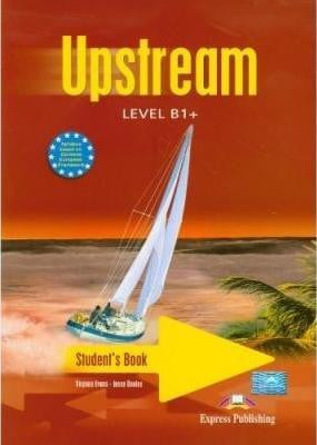 Upstream Level B1+ Student's Book With Cd