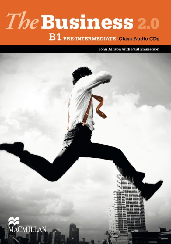 The Business 2.0 Pre-intermediate B1 Audio CD (2)