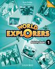 World Explorers Level 1 Activity Book With Online Practice