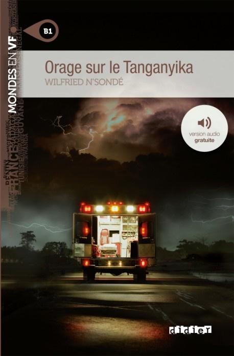 Orage sur le Tanganyika