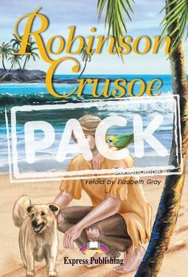 Robinson Crusoe Set (with Activity & Cd)