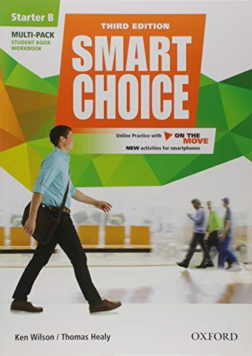 Smart Choice Starter Level Multi-pack B With Online Practice And On The Move