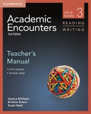 Academic Encounters Second edition Level 3 Teacher's Manual Reading and Writing