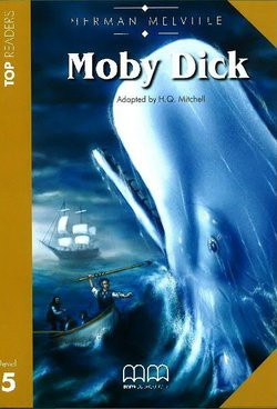 Moby Dick Teacher's Pack (incl Students Book+glossary)