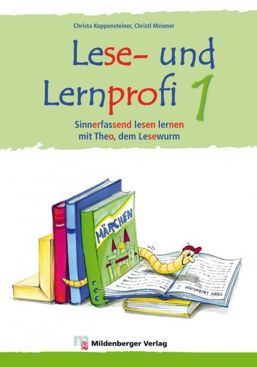 Lese- en Lernprofi 1 – Schülerarbeitsheft – silbierte Ausgabe Leseheft