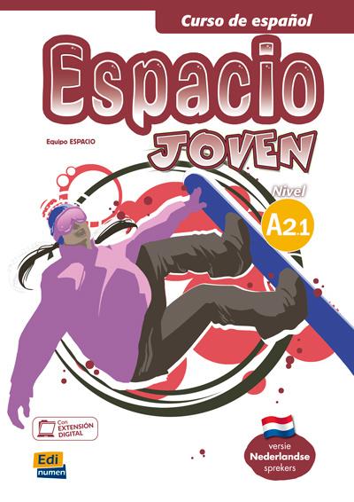 ESPACIO JOVEN (NL) A2.1 EJERCICIOS