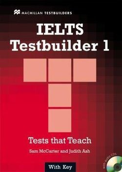 IELTS Testbuilders Testbuilder 1 and Audio CD Pack 1st edition