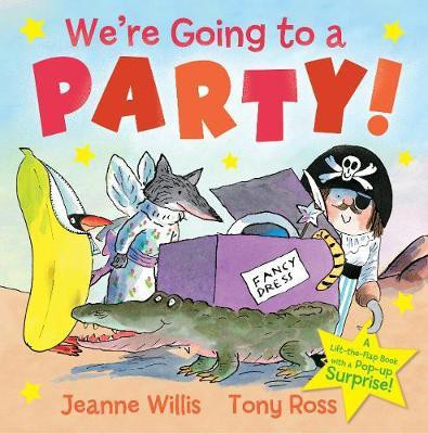 We're Going to a Party! (Jeanne Willis) Paperback / softback