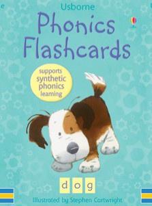Phonics flashcards